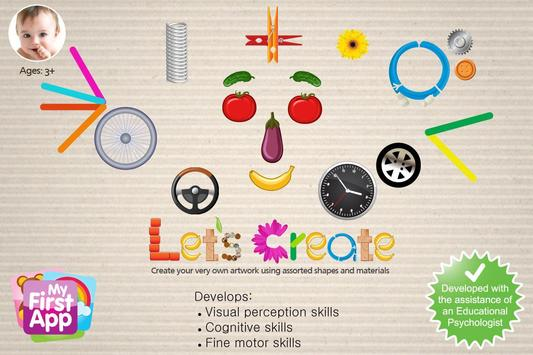Creative Little Artist - KIM screenshot 1