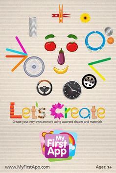 Creative Little Artist - KIM poster