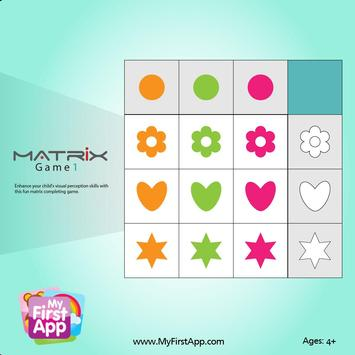 Matrix Game 1 - KIM apk screenshot