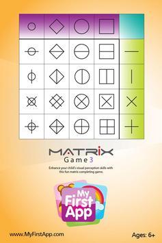 Matrix Game 3 - KIM poster