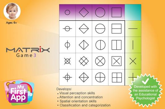 Matrix Game 3 - KIM apk screenshot