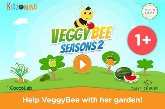 Veggy Bee Seasons 2 - KIM apk screenshot