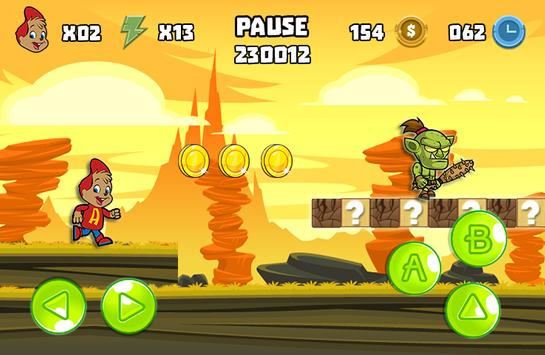 Alvin Super And Chipmunk apk screenshot