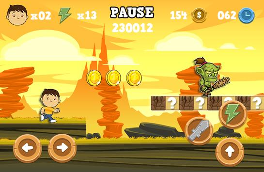 Zack And Super Quack apk screenshot