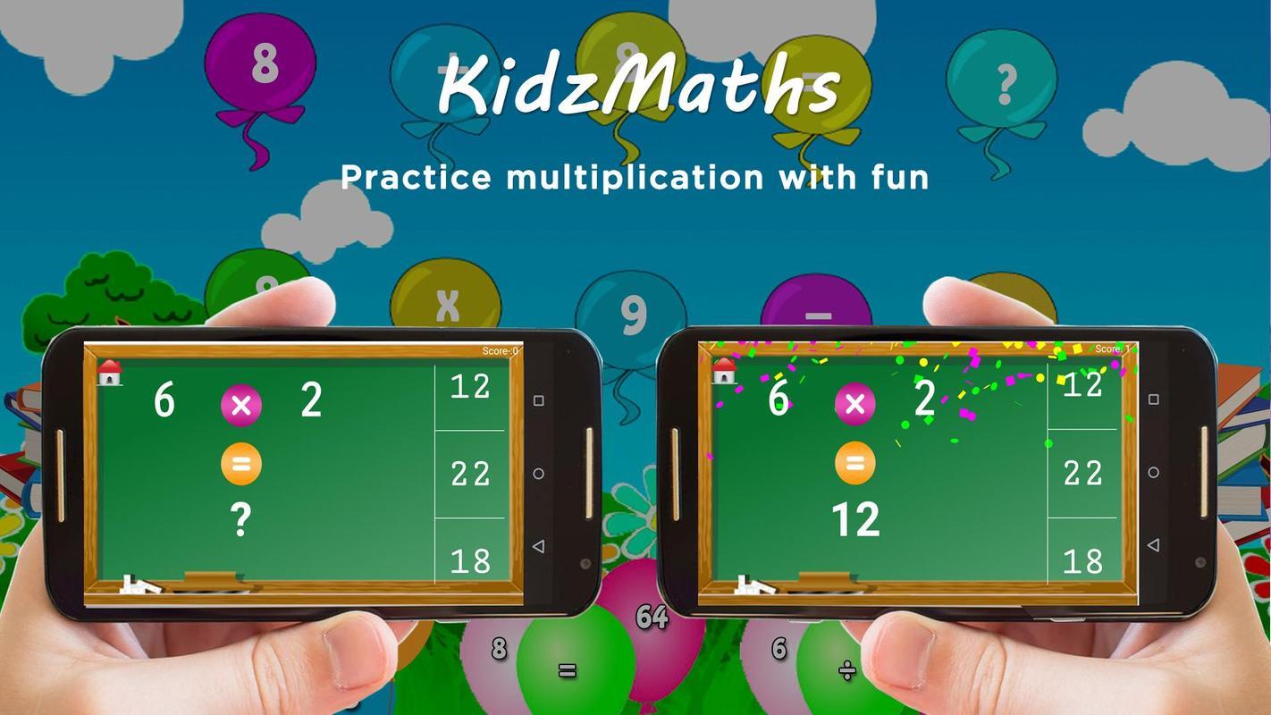 Kidz Math APK تحميل - مجاني تعليمية ألعاب لأندرويد | APKPure.com