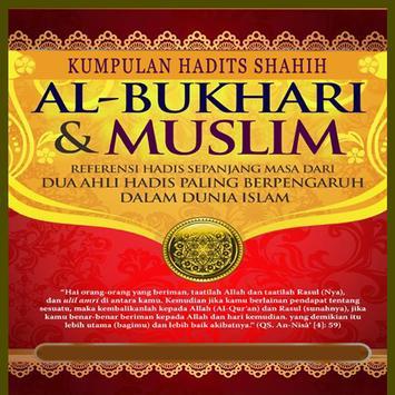 Kitab Hadits Bukhari & Muslim poster