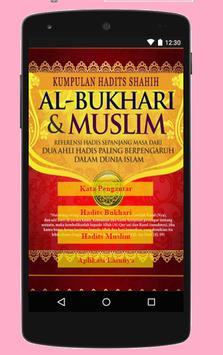 Kitab Hadits Bukhari & Muslim apk screenshot