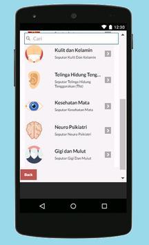 Buku Saku Dokter Lengkap 2017 apk screenshot