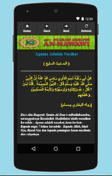 Hadits Arbain An-Nawawi 2017 apk screenshot