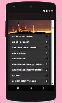 Kumpulan Sholawat Lengkap 2017 apk screenshot