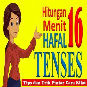 Pintar 16 Tenses poster