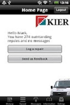 Kier Repairs poster