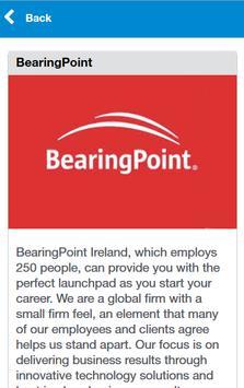 Grad Jobs Ireland apk screenshot