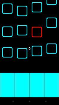 Falling Squares 2 apk screenshot