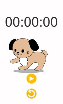 Animal Stopwatch apk screenshot