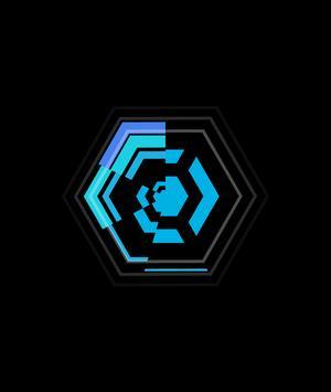 Cyanogen Boot Animation (Dark) apk screenshot