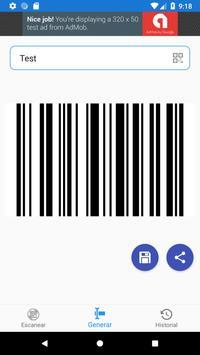 Lector QR y Código de Barras screenshot 3