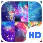 Kika Wallpapers HD & Free 4K Background Keyboard icon