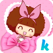 Kika Keyboard Mocmoc Sticker icon