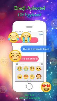 Kika Emoji Animated Sticker apk screenshot