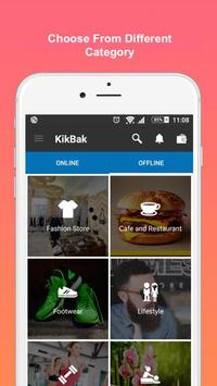 KikBak - Discount Card apk screenshot