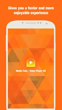 Media Tube - Video Player HD poster