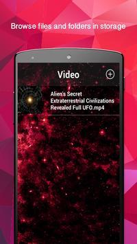 MP4 Video Player Free apk screenshot