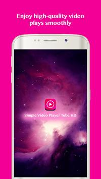 Simple Video Player Tube HD poster