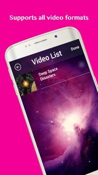 Simple Video Player Tube HD apk screenshot