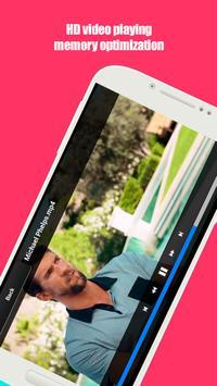 Simple Media Player HD Free apk screenshot