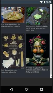 Master Chef Food Recipes screenshot 3