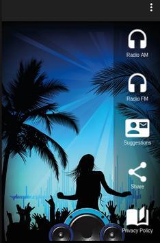 Radio Canada AM FM poster