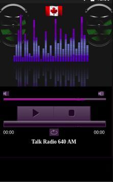 Radio Canada AM FM apk screenshot