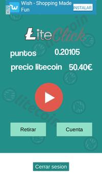 LiteClick screenshot 1