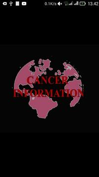 Cancer Informations poster