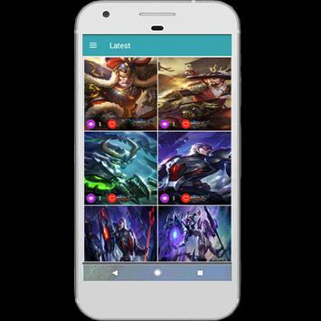 Mobile Legends Wallpaper HD screenshot 1