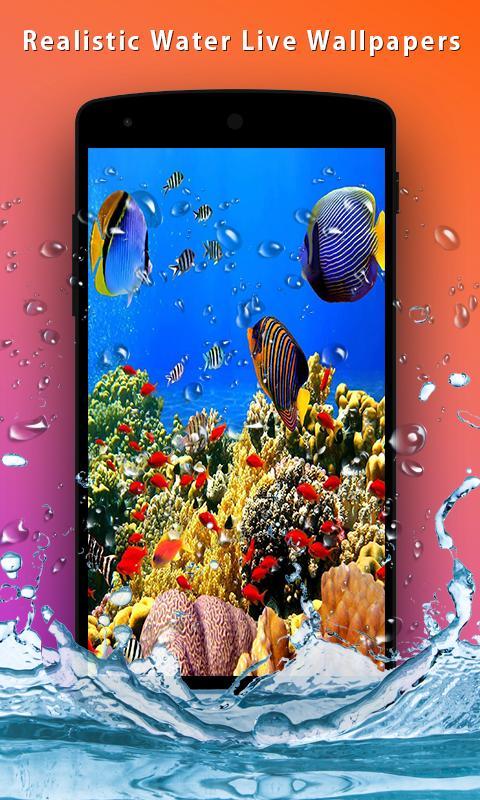 Koi Free 3D Live Wallpaper Screenshot 7