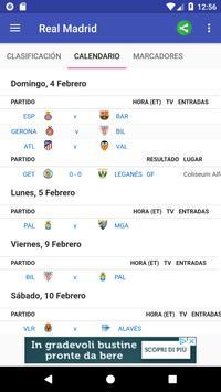 Real Madrid screenshot 6