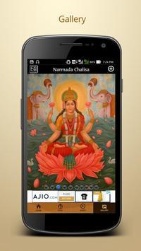Narmada Chalisa with Audio poster