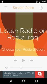 Radio Iraq poster