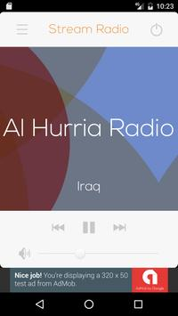 Radio Iraq apk screenshot
