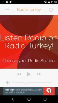 Radio Turkey all Turkey Radios poster