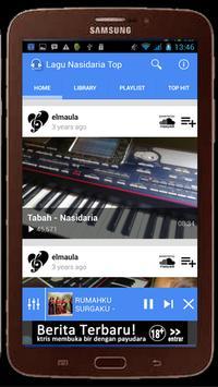 Lagu Nasidaria Top apk screenshot