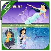 Adorable Jasmine Wallpaper icon