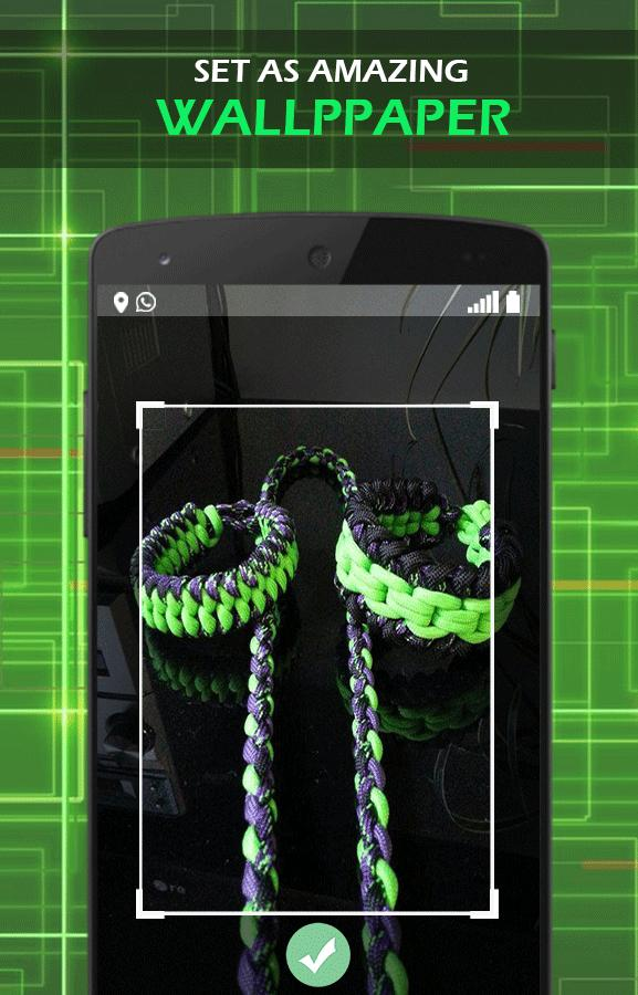 Easy DIY 4 Strand Paracord Braid for Android - APK Download