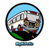 MyRide icon