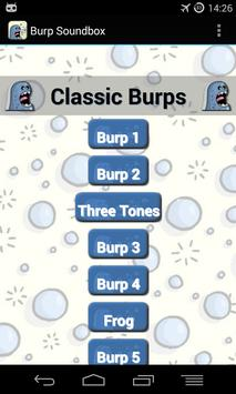 Burp Soundboard poster
