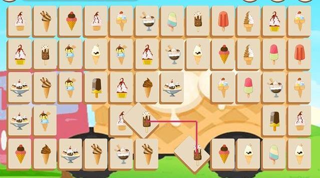 Onet Ice Cream Classic Game 海報