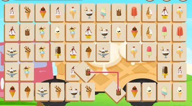 Onet Ice Cream Classic Game स्क्रीनशॉट 4