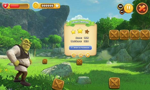 Subway Shrek Surf Run apk screenshot
